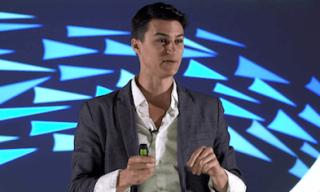 ScreenGrab of Joel Speaking at TedxEmory